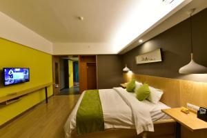 Super 8 Hotel Ningbo Zhaohui, Hotely  Ningbo - big - 16
