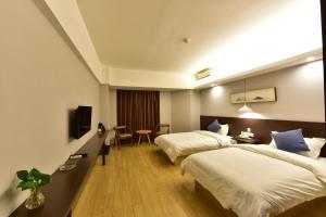 Super 8 Hotel Ningbo Zhaohui, Hotely  Ningbo - big - 17