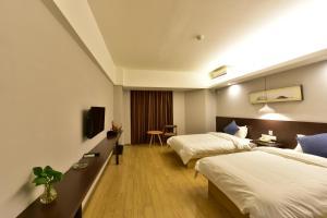 Super 8 Hotel Ningbo Zhaohui, Hotely  Ningbo - big - 18
