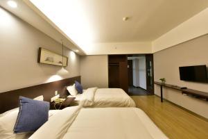 Super 8 Hotel Ningbo Zhaohui, Hotely  Ningbo - big - 19