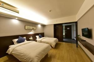 Super 8 Hotel Ningbo Zhaohui, Hotely  Ningbo - big - 20