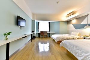 Super 8 Hotel Ningbo Zhaohui, Hotely  Ningbo - big - 23