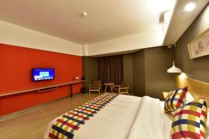 Super 8 Hotel Ningbo Zhaohui, Hotely  Ningbo - big - 25