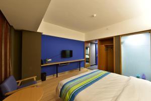 Super 8 Hotel Ningbo Zhaohui, Hotely  Ningbo - big - 26