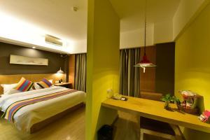 Super 8 Hotel Ningbo Zhaohui, Hotely  Ningbo - big - 29