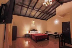 Pinnacle Countryside, Saligao, Bed & Breakfasts  Saligao - big - 16
