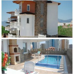 Castle View villa number 3 - Alanya