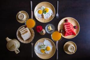 Pinnacle Countryside, Saligao, Bed & Breakfasts  Saligao - big - 10