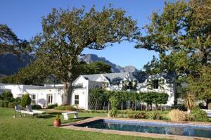 Auberge La Dauphine Guest House, Penzióny  Franschhoek - big - 17