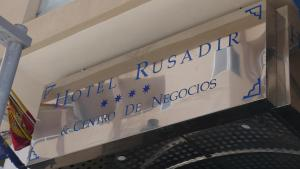 Hotel Rusadir, Hotely  Melilla - big - 1