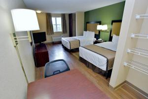 Extended Stay America - Tulsa - Central, Апарт-отели  Талса - big - 5