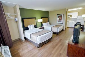 Extended Stay America - Tulsa - Central, Апарт-отели  Талса - big - 4