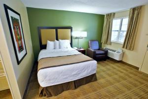 Extended Stay America - Tulsa - Central, Апарт-отели  Талса - big - 10