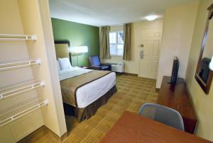 Extended Stay America - Tulsa - Central, Апарт-отели  Талса - big - 9