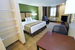 Extended Stay America - Tulsa - Central, Апарт-отели  Талса - big - 2