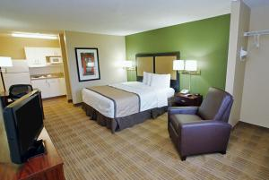 Extended Stay America - Tulsa - Central, Апарт-отели  Талса - big - 13