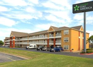 Extended Stay America - Tulsa - Central, Апарт-отели  Талса - big - 1