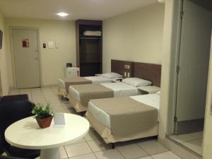 Hotel Central Caruaru, Hotels  Caruaru - big - 12