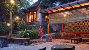 Mi Casa Ijen Guest House, Penzióny  Licin - big - 24