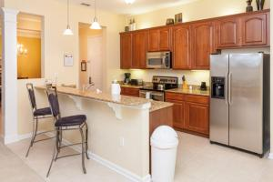 Shoreway Three-Bedroom Apartment 224, Apartmány  Orlando - big - 26