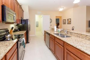 Shoreway Three-Bedroom Apartment 224, Apartmány  Orlando - big - 25