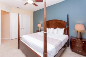 Shoreway Three-Bedroom Apartment 224, Apartmány  Orlando - big - 18