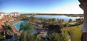 Shoreway Three-Bedroom Apartment 224, Apartmány  Orlando - big - 12