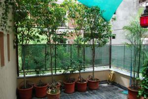 Ansh, Апартаменты  Нью-Дели - big - 7