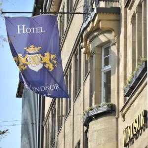 Hotel Windsor, Отели  Дюссельдорф - big - 1