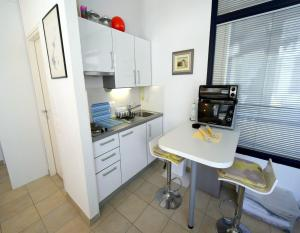 Apartment Sanšped, Апартаменты  Малинска - big - 8