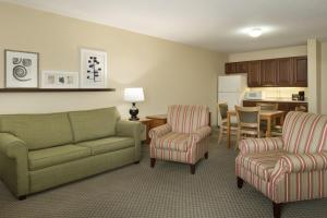 King Room with Sofa Bed and Kitchenette