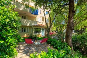 Leona & Borna's Central Lapad Suites, Appartamenti  Dubrovnik - big - 8