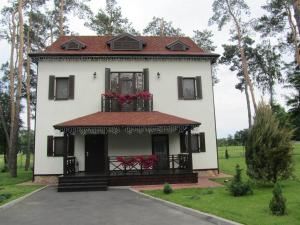 Park-Hotel Kidev, Отели  Чубинское - big - 3