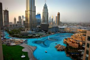 Double A Holiday Homes- Burj Residence 5 - Dubai