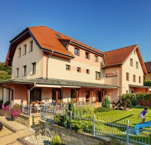 3 stern pension Penzion Krumlov - B&B Hotel Český Krumlov Tschechien