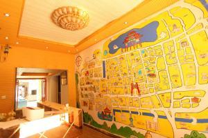 Dengba International Youth Hostel Jinan Branch, Хостелы  Цзинань - big - 72