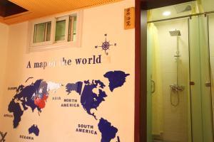 Dengba International Youth Hostel Jinan Branch, Хостелы  Цзинань - big - 73