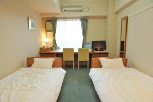 Refre Forum, Hotely  Tokio - big - 6