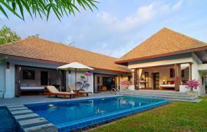Villa Suksan Rawai, Villen  Rawai Beach - big - 15