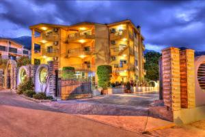 4 hviezdičkový apartmán Apartments Radević Budva Čierna Hora