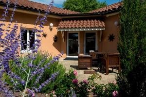 Inter-Hotel Bourg-en-Bresse Nord Le Pillebois, Hotel  Montrevel-en-Bresse - big - 31
