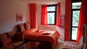 TES Flora Apartments, Apartments  Borovets - big - 56