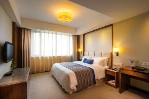 Shanshui Hotel, Hotels  Nanjing - big - 21