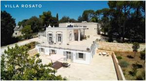 Villa Rosato, Apartmány  Selva di Fasano - big - 146
