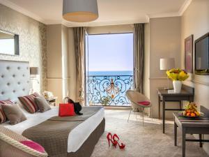 Hôtel Le Royal Promenade des Anglais, Hotels  Nizza - big - 16