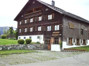 Ferienhaus Wiesenhof, Апартаменты  Шварценберг-им-Брегенцервальд - big - 46