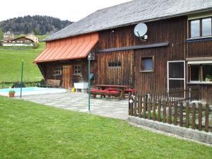 Ferienhaus Wiesenhof, Апартаменты  Шварценберг-им-Брегенцервальд - big - 28