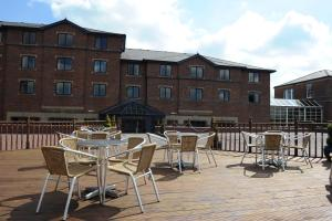 Best Western Plus Stoke-on-Trent Moat House (6 of 98)