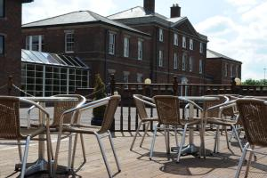 Best Western Plus Stoke-on-Trent Moat House (26 of 41)