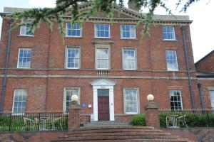 Best Western Plus Stoke-on-Trent Moat House (25 of 41)